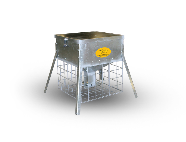 Quail and Turkey Feeders